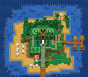 The Battle Resort: the shopping mall of competitive battling. Source: Bulbapedia