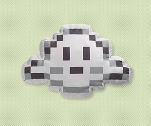 Giant Pixel Lapras Cushion