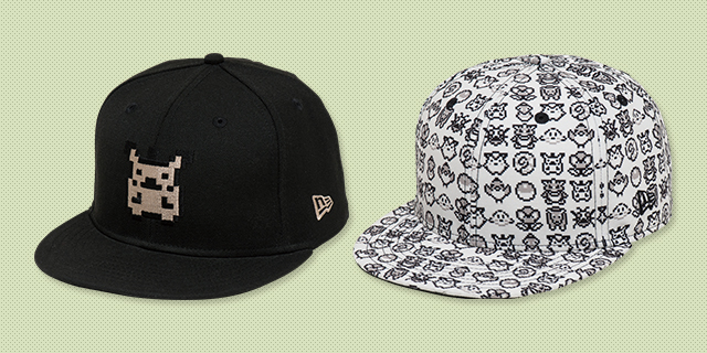 Merchandise: NEW ERA 59FIFTY Caps