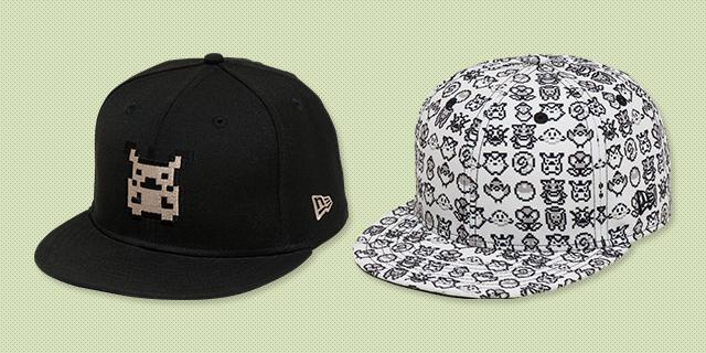 Merchandise: NEW ERA 59FIFTY Caps