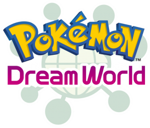 Pokémon_Dream_World_logo
