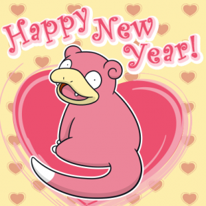 Poor Slowpoke. It's always been somewhat... behind the times.