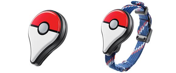 Be a Pokémon Go pro with the Pokémon Go Plus.