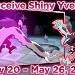 Event Round-up: Shiny Yveltal released, Darkrai distribution ending soon