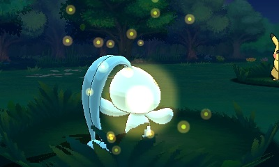 Here it's using Tail Glow... Does it really count as a tail?