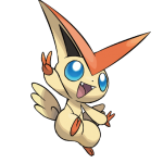 Victorious Victini giveaway this September