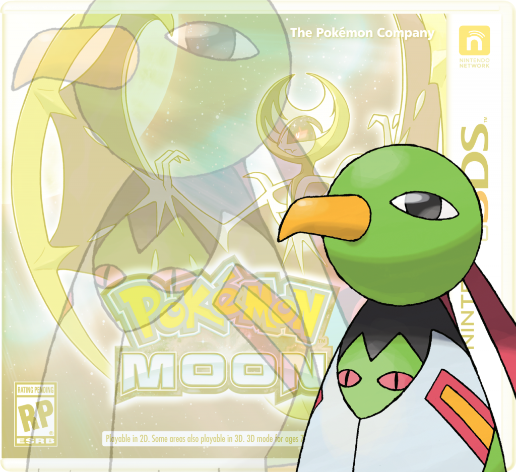 Xatu looks to the future for answers. Is it terrified by what it sees?