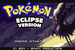 "Pokemon Eclipse was placed second in the ""Hack of the year"" competition, 2015."