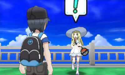 Lillie appears on Day 4.