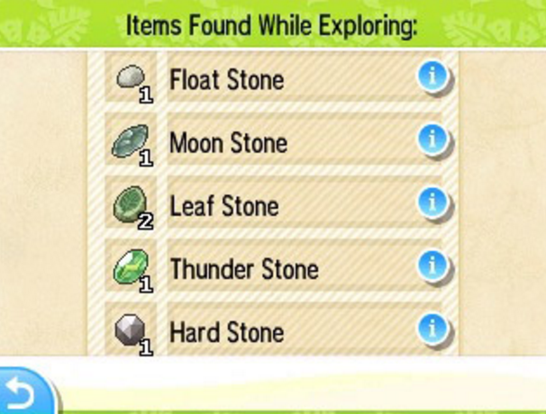 Rare stones found on Isle Ayphun!