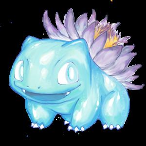 clefairydesuyo's Bulbasaur