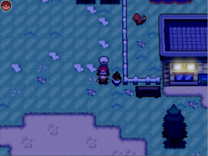 A look at Pallet Town which has been redesigned.