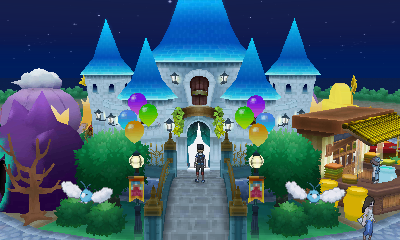 A look at all of Festive Plaza.