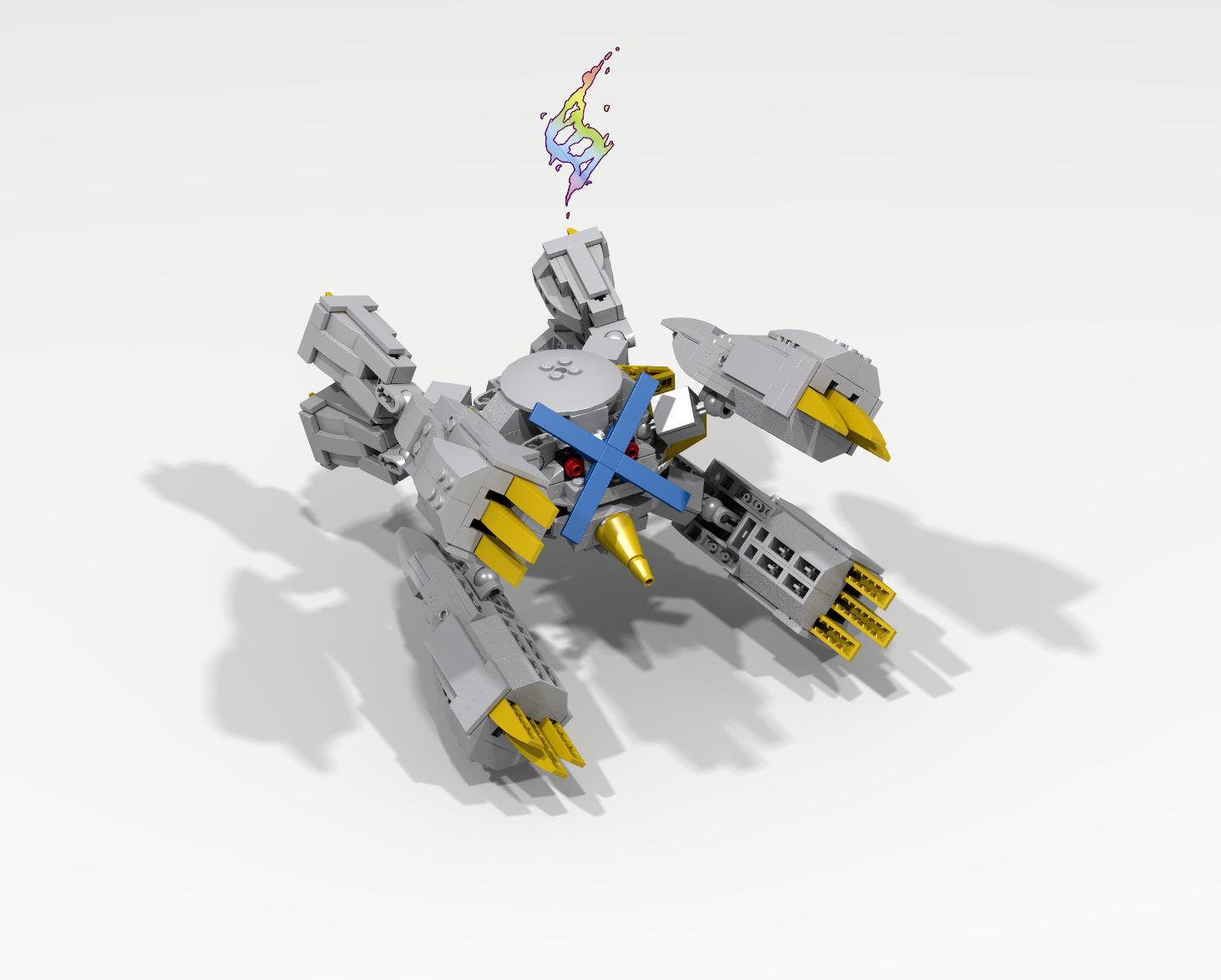 creative mind creates lego pok u00e9mon
