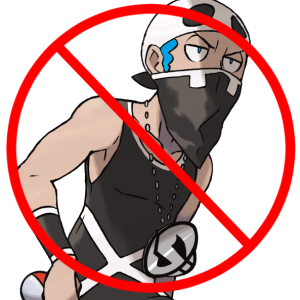 A Team Skull Grunt. Notice the inferior fashion sense.