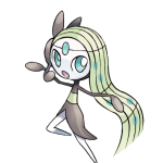 Magnificent Meloetta giveaway this December