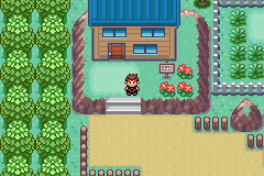 The new hometown in Pokémon Ruby 2 and Sapphire 2, Oldacre.