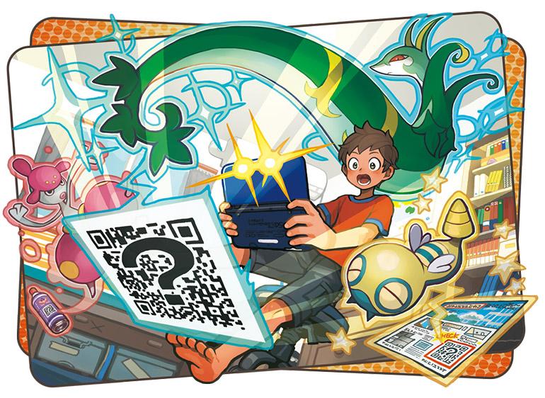 Pokémon Sun and Moon QR Island Scan | PokéCommunity Daily