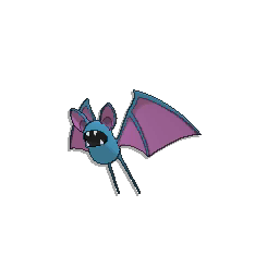 80 Zubat Sm Pokemon 075