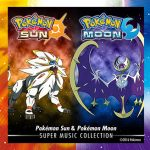 Pokémon Sun and Moon Super Music Collection now available on iTunes