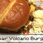 Cinnabar Volcano Burger