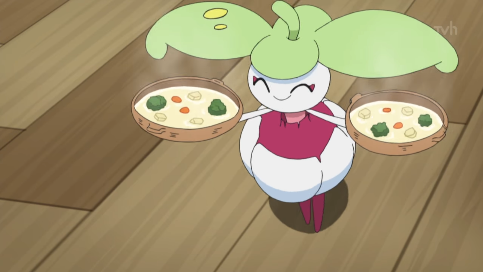 Pok mon anime daily sun moon episode 18 summary review for Pokemon cuisine