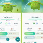 Stats of Pokémon in Pokémon GO now differ