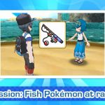 New Pokémon Sun and Moon Global Mission rather fishy