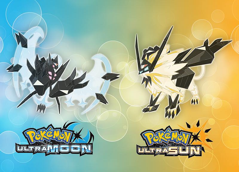 pokemon ultra sun and moon sales