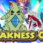 Mega Stones up for grabs in newly announced Weakness Cup!