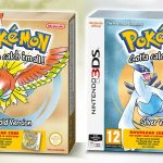 Pokémon Gold and Silver game boxes coming to Europe