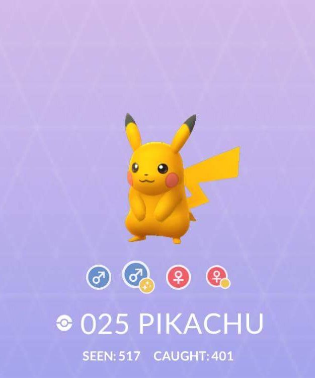 Shiny Pikachu Now Available Worldwide In Pok 233 Mon Go Pok 233 Community Daily