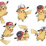 [LIVE] Ash Hat Pikachu Available Worldwide From September 19th