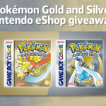 Pokémon Gold and Silver Social Media Giveaway