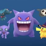 Pikachu gets another hat for Pokémon GO Halloween event