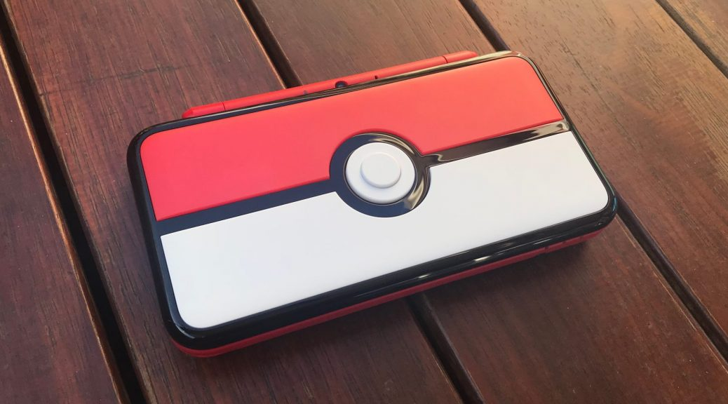 First Look Pok 233 Ball Edition New Nintendo 2ds Xl