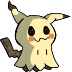 The Broken Mimikyu
