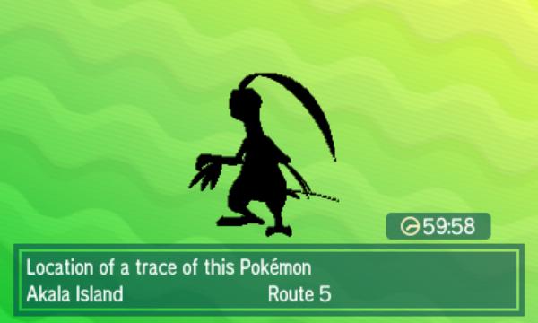 Pokémon Ultra Sun and Ultra Moon Island Scan | PokéCommunity Daily