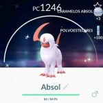 Shiny Absol and Mawile found in Pokémon GO