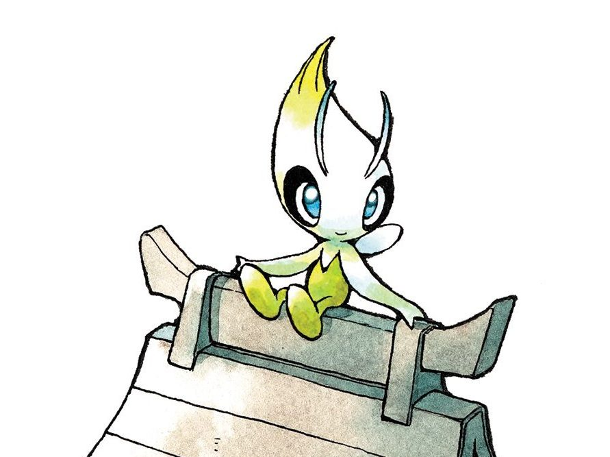 How To Get Celebi In Your Eshop Copy Of Pokémon Crystal Pokécommunity Daily