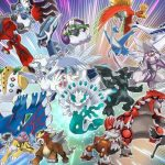 Legendary Pokémon distributions set every month from February