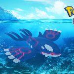 Kyogre Raid Battles begin in Pokémon GO