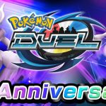 Pokémon Duel Offers Gifts for First-Year Anniversary