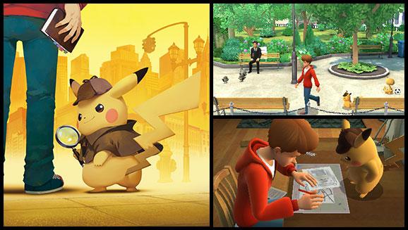 New Detective Pikachu Trailer Revealed Pokecommunity Daily