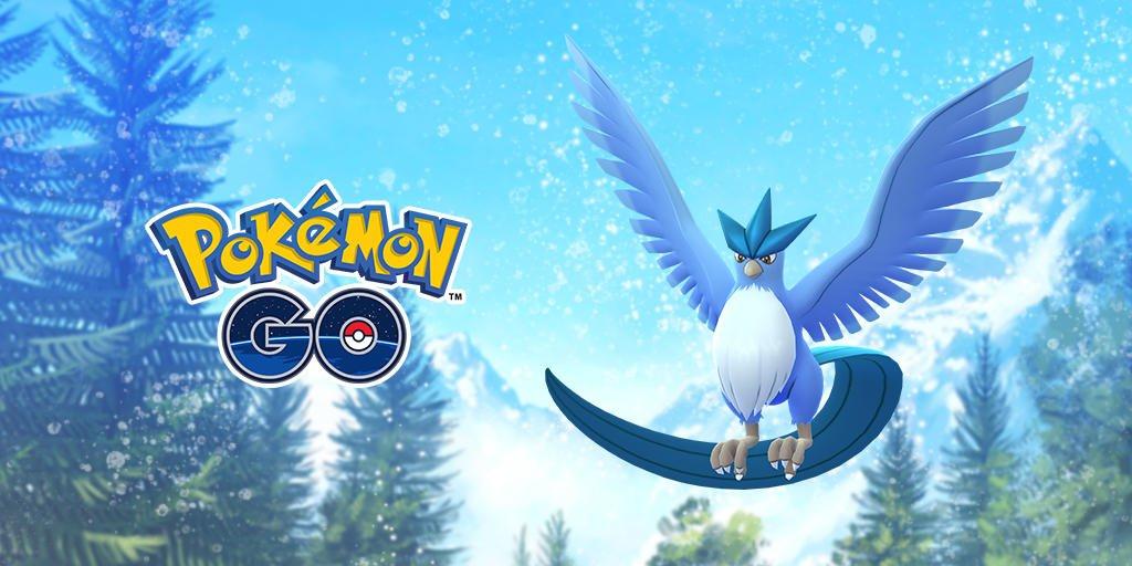 """Articuno Day"""" first Global Challenge bonus in Pokémon GO"""