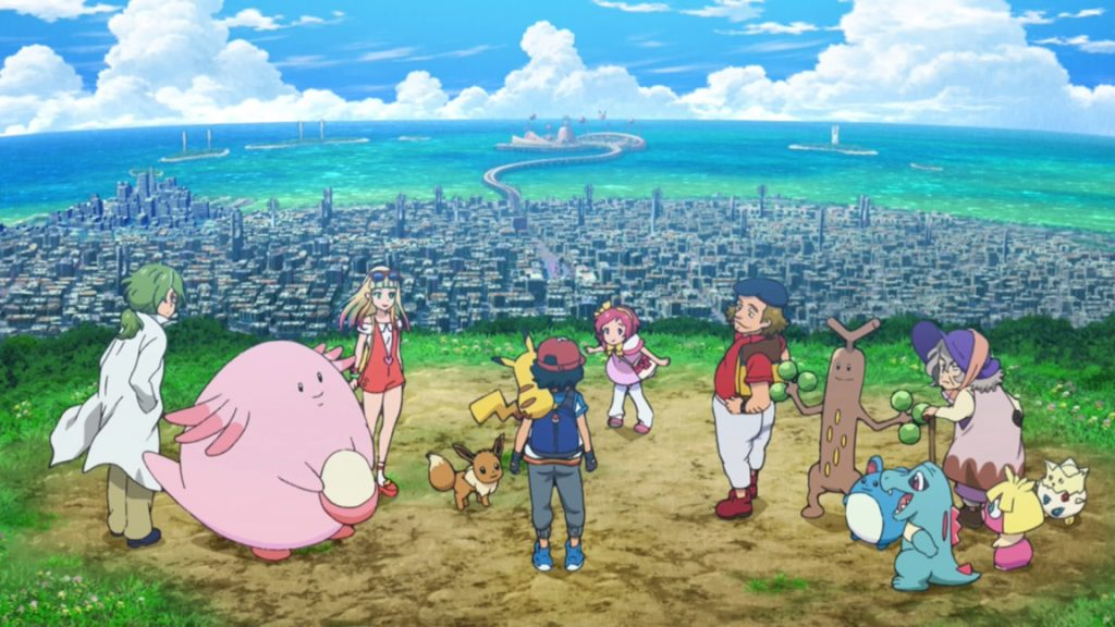 The Power Of Us Movie Review Pokecommunity Daily