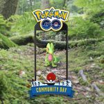 March Community Day Features Treecko, Time Change