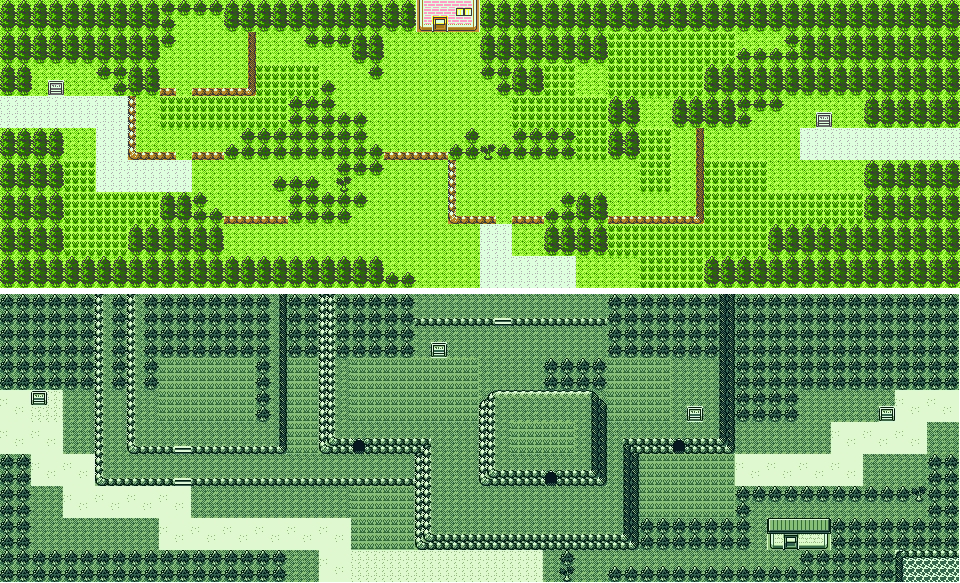 Route 29 comparison