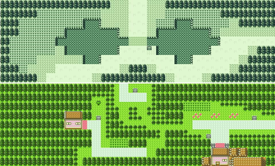 Route 36 comparison