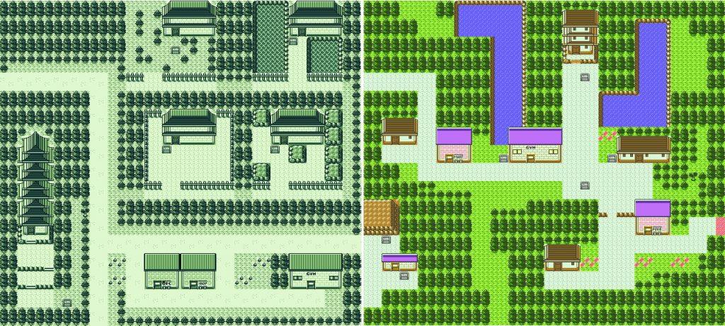 Violet Beta Final Comparison